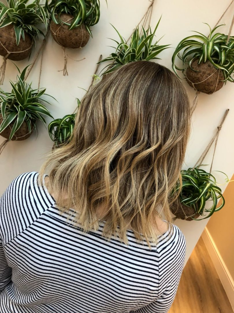 Seckingtons LOVES… Balayage!
