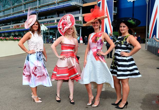 Ascot ladies day is coming…
