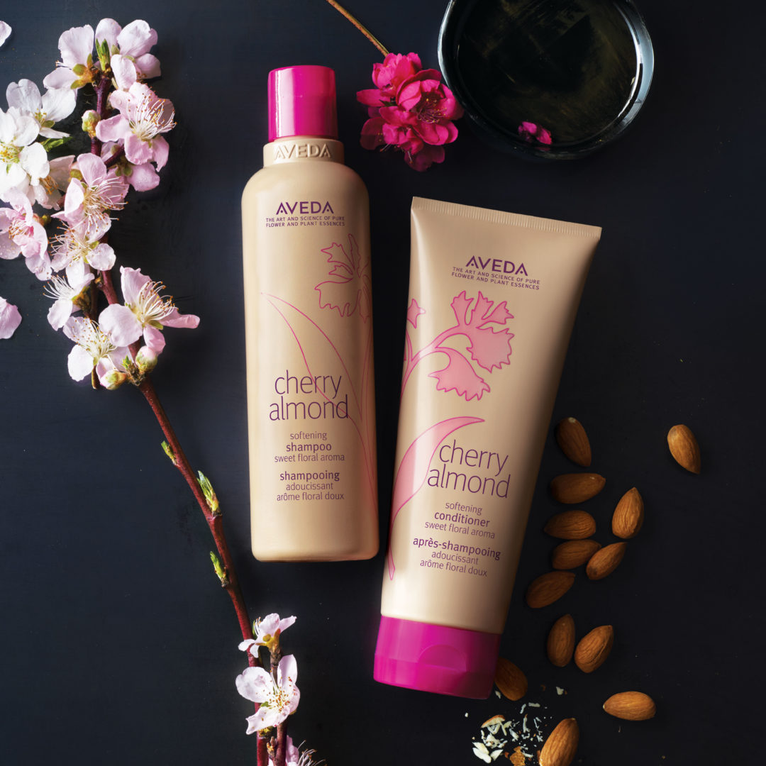 SECKINGTONS LOVES… Aveda Cherry Almond!