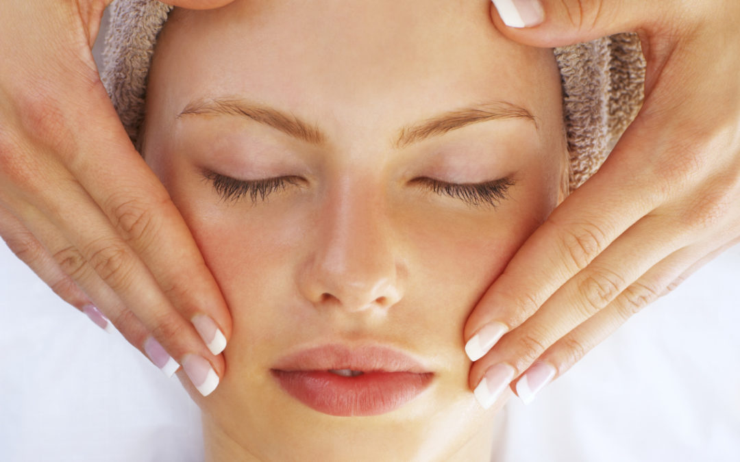 Get a facial, when you book in for your hair!